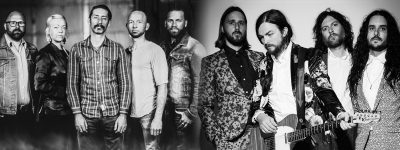 Murder By Death and J Roddy Walston & The Busi...