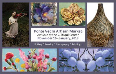 Exhibition: Ponte Vedra Artisan Market