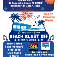 Beach Blast Off