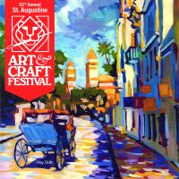 53rd Annual St. Augustine Art & Craft Festival...