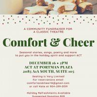 Comfort & Cheer