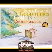 Small Treasures, Good Things Come in Small Packages