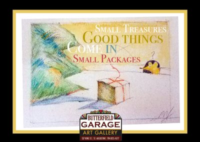 Small Treasures, Good Things Come in Small Package...