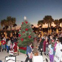 Surf Illumination - Holiday Tree Lighting Festival