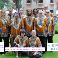 West African Drum Circles Of Saint Augustine - LLC...