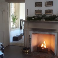 Ximenez-Fatio House Museum decorated for visitors in 1800s Christmas motif until Jan. 1