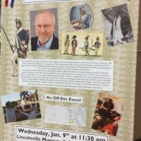Wednesday Brown Bag Lunch Program at the Lincolnville Museum & Cultural Center