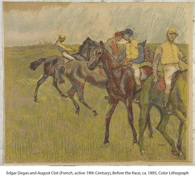 Art Exhibit - Edgar Degas: The Private Impressionist