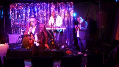 Lincolnville Jazz at the Excelsior - Eric Carter &...