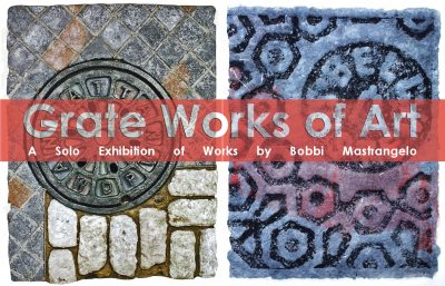 Grate Works of Art: A Solo Exhibition of Works by ...