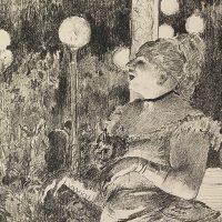 Edgar Degas Opening Event - A Chic Soirée