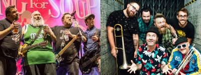 Bowling For Soup and Reel Big Fish with guest Nerf Herder