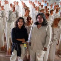 "First Friday Art Walk ~ Art and Film-""2501 Migrants A Journey"""