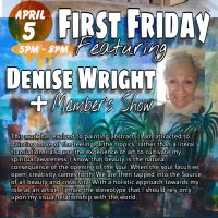 The Art Studio & Gallery Presents: Denise Wrig...