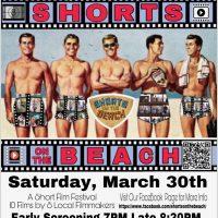 The Art Studio Presents: Shorts On The Beach