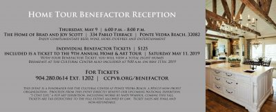 Home & Art Tour Benefactor Reception