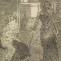 Lightner Learning Lab:Degas, Prints and I