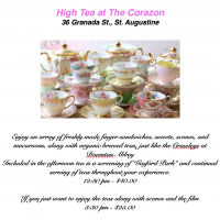 Mother's Day Special - High Teas at The Corazon
