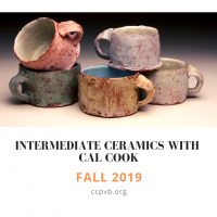 Intermediate Ceramics with Cal Cook