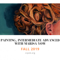 Painting Intermediate - Advanced with Marisa Yow