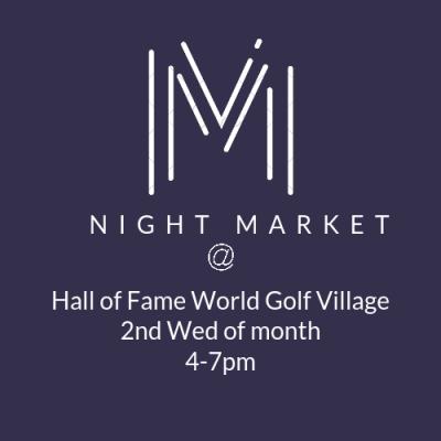 Evening Market at Hall of Fame World Golf Village