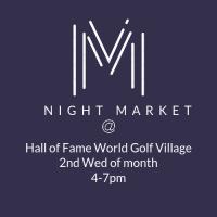 Night Market at Hall of Fame World Golf Village