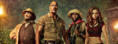 "Community First Night Owl Cinema presents ""Jumanji: Welcome to the Jungle"""
