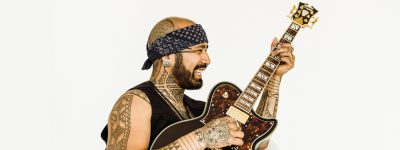 "Nahko and Medicine For The People ""Take Your Power Back Tour"""