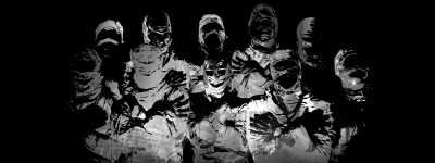 """Here Come The Mummies """"The Dark Matter Tour"""""""