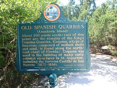 Historical Look into the Old Spanish Quarries