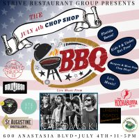 The July 4th BBQ at Chop Shop Artisan Butcher!