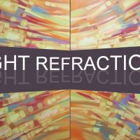Light Refractions Exhibition of Works by Anna Miller OPENING