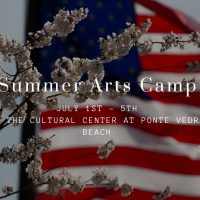 Summer Art Camp, July 1st - 5th