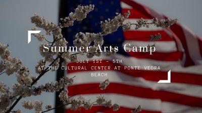 Summer Art Camp, July 1st - 5th