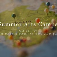 Summer Arts Camps, July 22nd to 26th
