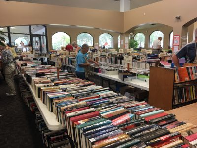 Friends Awesome August Book Sale