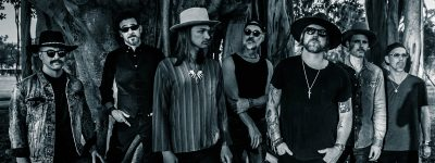 The Allman Betts Band with special guests Joanne S...