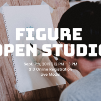 Figure Open Studio on September 7, 2019