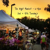 The Amp Night Market - Live Music By John Dickie & the Collapsible B