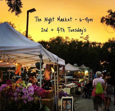 The Amp Night Market - Square Dance Harvest