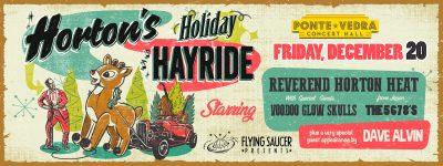 Horton's Holiday Hayride