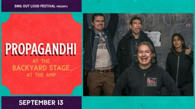 Propagandhi and The Coathangers
