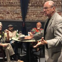 July Poetry Reading