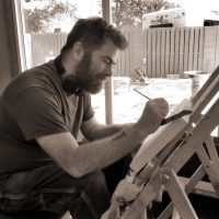 The Art Studio & Gallery Presents: Corey Michael Smithson, August's Featured Artist