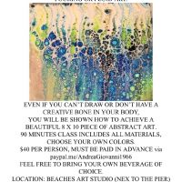 Pour Me Another: Paint Pouring Party at The Art Studio & Gallery