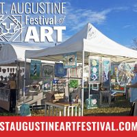 St. Augustine Festival of Art–54th Annual