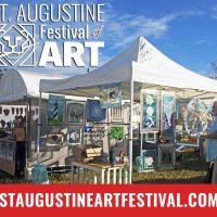 St. Augustine Festival of Art–54th Annual