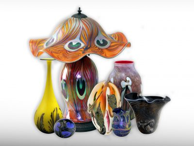 Lotton Art Glass Exhibition and Sale
