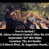 St. Johns Cultural Council's After Six Arts Mix
