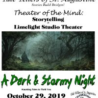 """A Dark & Stormy Night"" - Haunting Tales to Thrill You!"